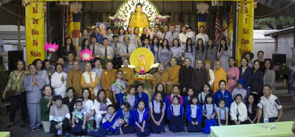 Phật Đản PL. 2643 – Tịnh Xá Ngọc Hoà
