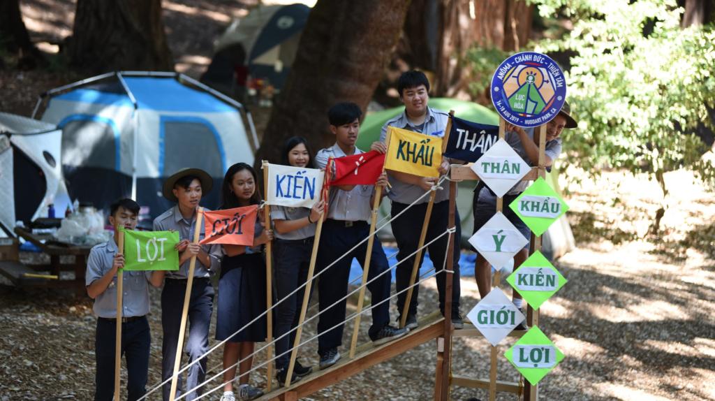 Trại Hè Lục Hòa – 2019 Summer Camp